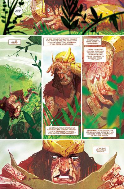 Page 4 Secret wars : Battleword tome 1