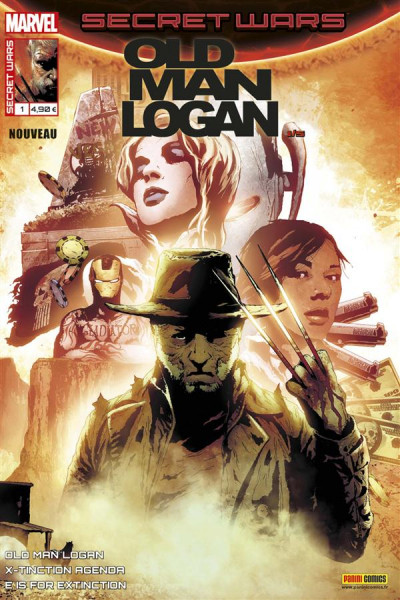 Couverture Secret wars : Old man Logan tome 1