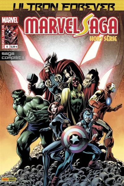 Couverture Marvel Saga HS tome 6
