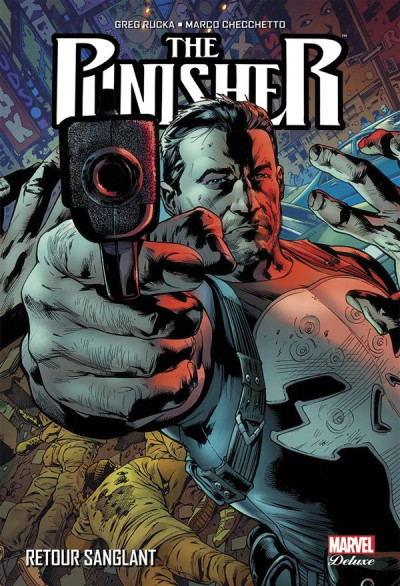 Couverture The punisher tome 1