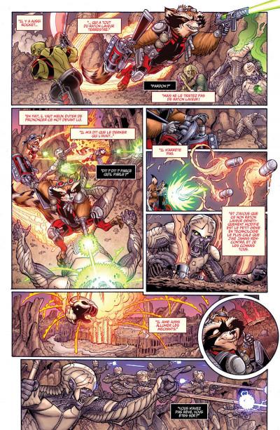 Page 0 Les gardiens de la galaxie tome 3