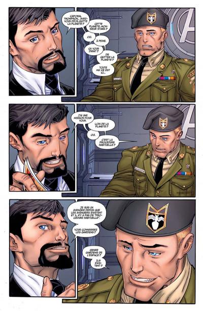 Page 6 Les gardiens de la galaxie tome 3