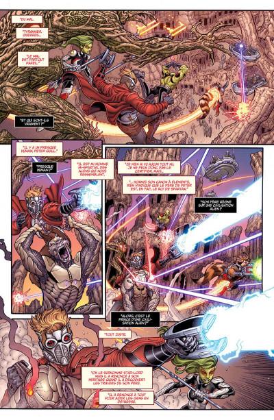 Page 8 Les gardiens de la galaxie tome 3