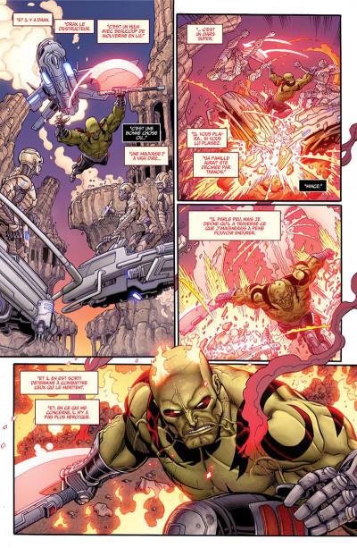 Page 9 Les gardiens de la galaxie tome 3