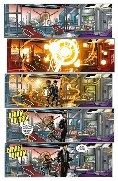 Page 0 Avengers - Time runs out tome 1
