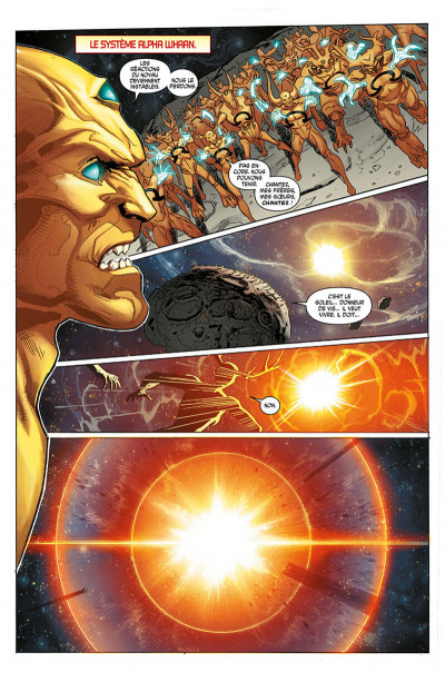 Page 7 Avengers - Time runs out tome 1