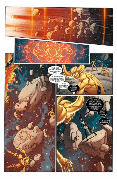 Page 8 Avengers - Time runs out tome 1