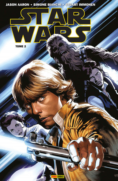 Couverture Star wars tome 2