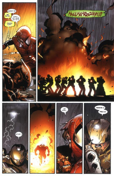 Page 1 Ultimate Spider-Man tome 10