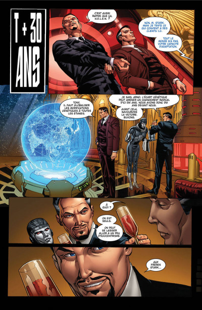 Page 6 Iron-Man tome 4