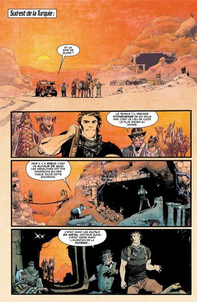 Page 7 Chrononauts tome 1