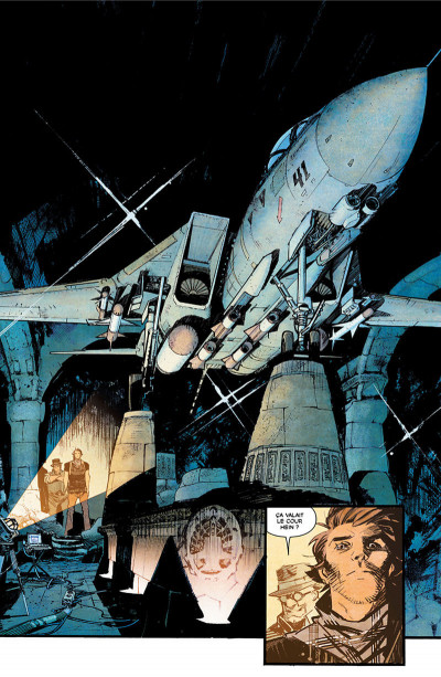 Page 8 Chrononauts tome 1