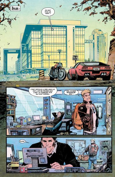 Page 9 Chrononauts tome 1