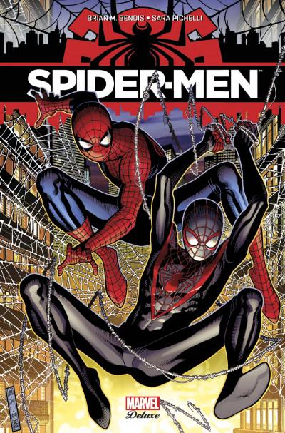 Page 1 Spider-Men
