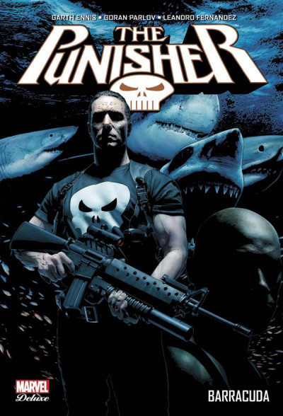 Couverture The Punisher tome 4