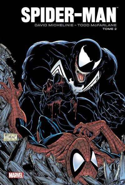 Couverture Amazing Spider-Man par McFarlane tome 2
