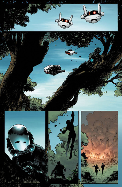 Page 0 Avengers - Time runs out tome 2