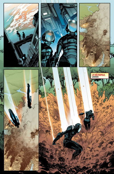 Page 7 Avengers - Time runs out tome 2