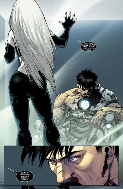 Page 9 Avengers - Time runs out tome 2