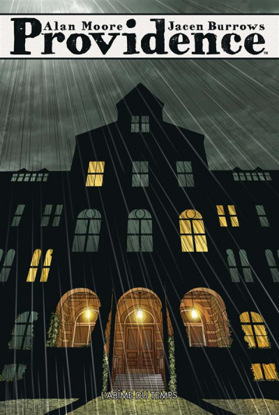 Couverture Providence tome 2