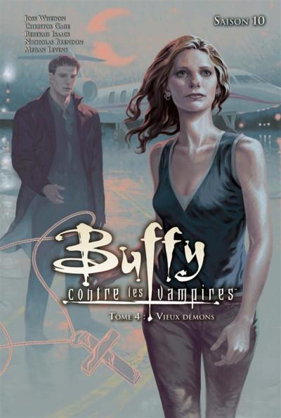 Couverture Buffy contre les vampires - saison 10 tome 4