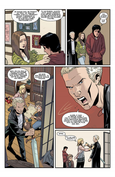 Page 8 Buffy contre les vampires - saison 10 tome 4
