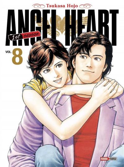 Couverture Angel Heart - saison 1 tome 8