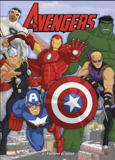 Couverture Avengers tome 6