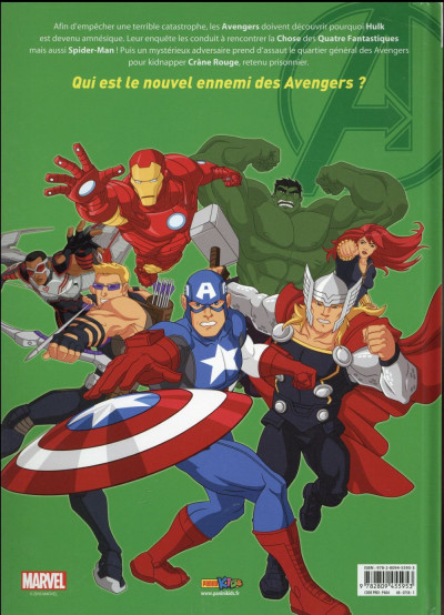 Dos Avengers tome 6