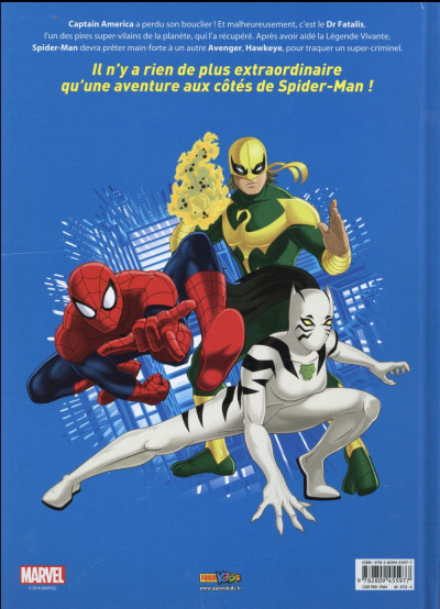 Dos Ultimate Spider-Man tome 5