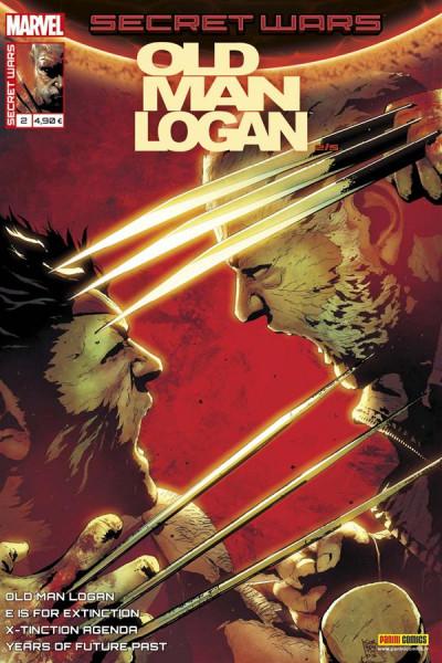 Couverture Secret wars : Old man Logan tome 2