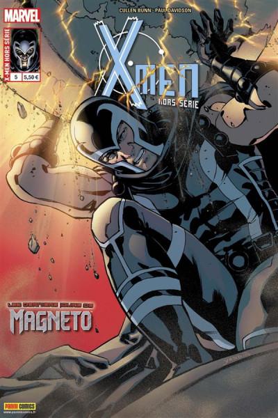 Couverture X-Men HS V3 tome 5