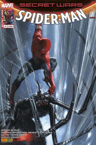 Couverture Secret wars : Spider-Man tome 2
