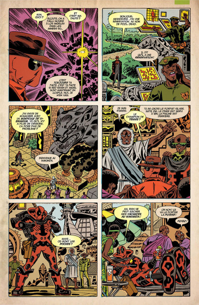 Page 8 Deadpool tome 4