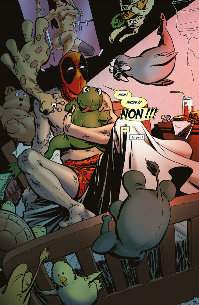 Page 4 Deadpool team-up tome 3