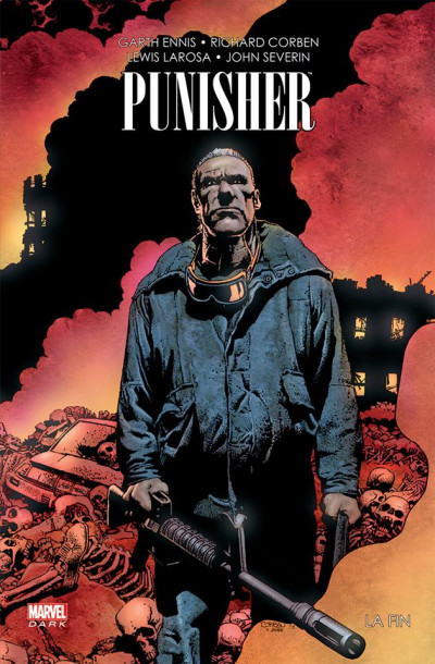 Couverture The Punisher - La fin