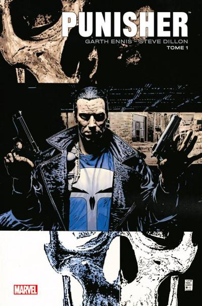 Couverture Punisher par Ennis et Dillon tome 1