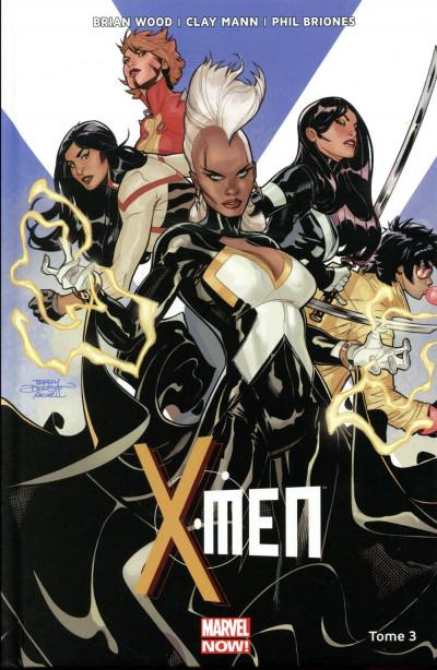 Couverture X-Men tome 3