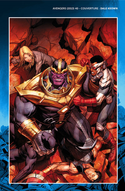Page 6 Avengers - Time runs out tome 3