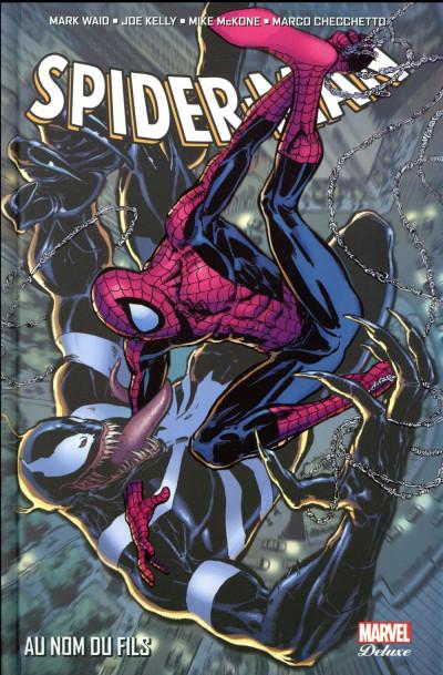 Couverture Spider-Man - Au nom du fils