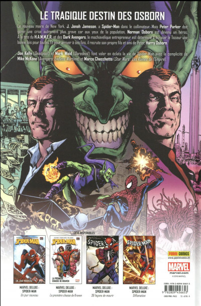 Dos Spider-Man - Au nom du fils