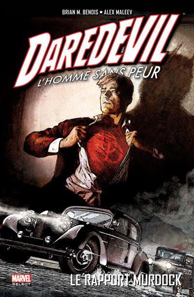 Couverture Daredevil, l'homme sans peur tome 4