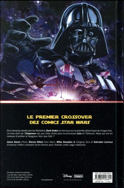 Dos Star Wars - Vador abattu