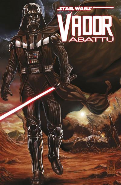Page 2 Star Wars - Vador abattu