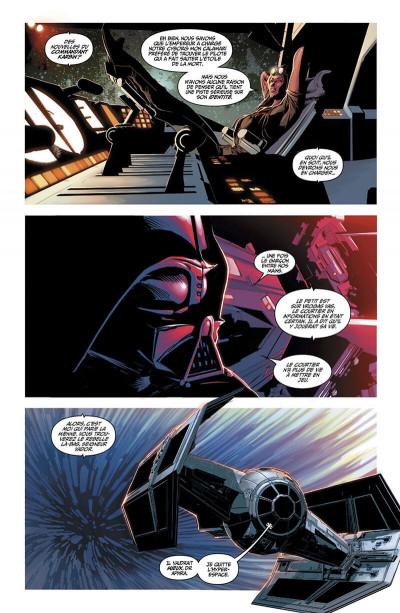 Page 8 Star Wars - Vador abattu