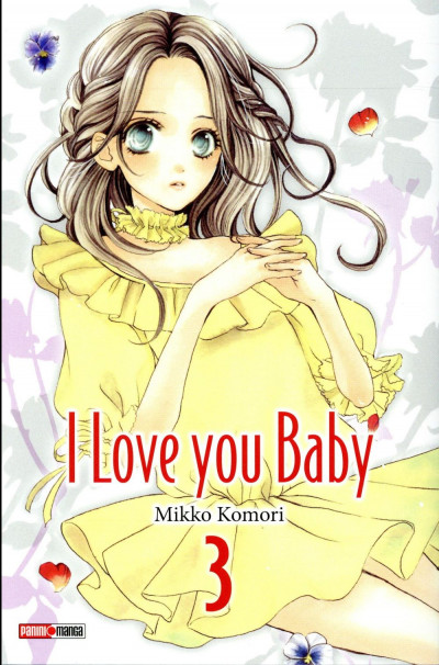 Couverture I love you baby tome 3