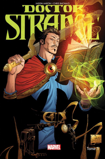 Couverture Doctor Strange tome 1