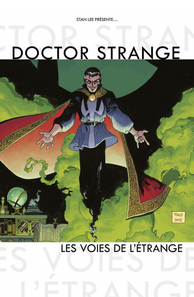 Page 2 Doctor Strange tome 1