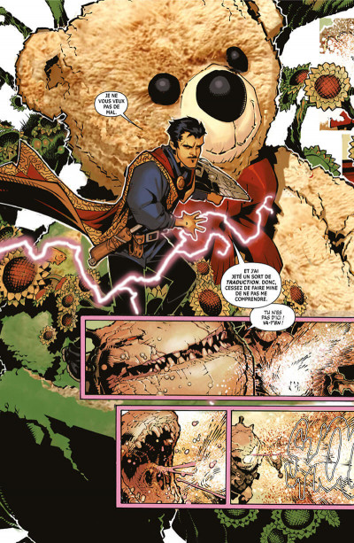 Page 9 Doctor Strange tome 1