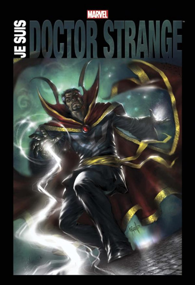 Couverture Je suis Doctor Strange